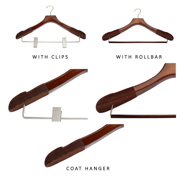 Hangers By Materials