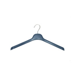 Slim Plastic Coat Hanger Navy