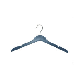 Slim Plastic Top Hanger Navy