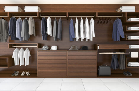 How to Organize that Beautiful Closet